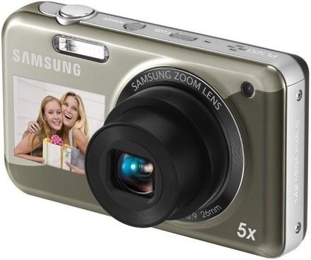 Samsung PL120 stříbrný