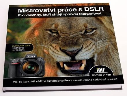 IDIF Mistrovství práce s DSLR pro Nikon 2016