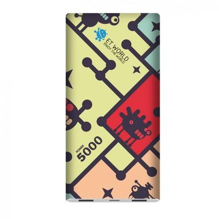 Zikko 5000mAh externí baterie Lightning &micro USB -