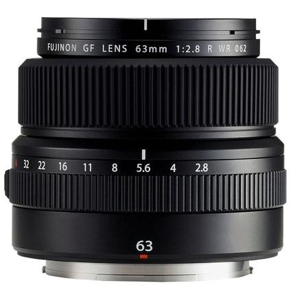 Fujifilm GF 63mm f/2,8 R WR - vystavený neprodejný kus