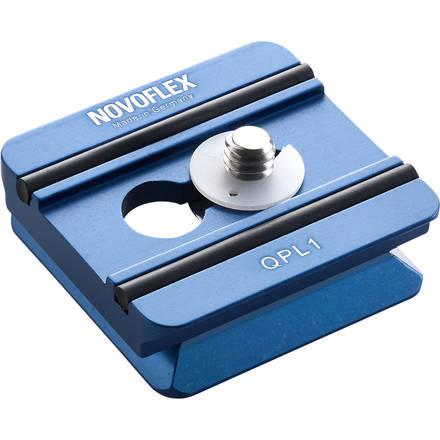 Novoflex Q=PLATE PL1 stativová destička
