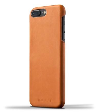 Mujjo kožené pouzdro pro iPhone 8 Plus/7 Plus