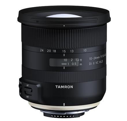 Tamron 10-24mm F/3.5-4.5 Di II VC HLD pro Nikon