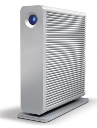 """LaCie d2 Quadra 3TB HDD, 3.5"""" USB 3.0, FW800, eSATA, hliníkový"""
