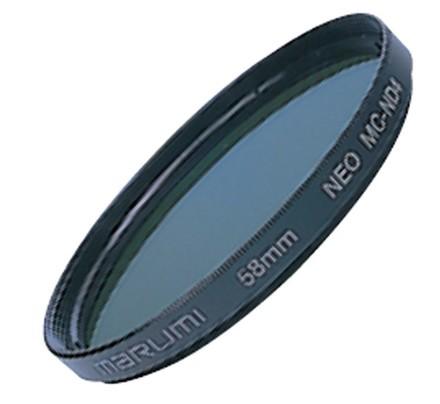 Marumi šedý filtr ND4 82mm