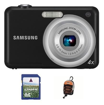 Samsung ES9 černý + 2GB karta + pouzdro DF11 zdarma!