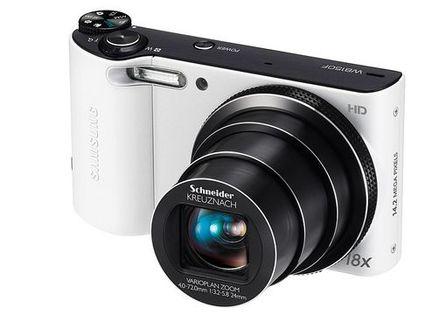 Samsung WB150F bílý