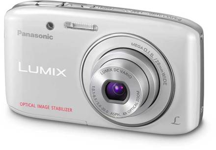 Panasonic Lumix DMC-S2 bílý