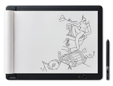 Wacom Sketchpad Pro