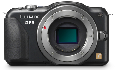 Panasonic Lumix DMC-GF5 tělo černý