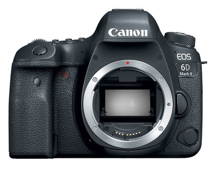 Canon EOS 6D Mark II - FOTO KIT!