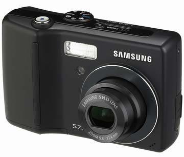 Samsung S730 černý
