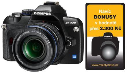 Olympus E-420 SE Kit