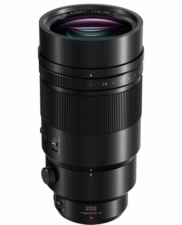 Panasonic Leica DG Elmarit 200mm F2.8 Power O.I.S.