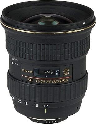 Tokina AT-X AF 12-24mm f/4,0 Pro DX II pro Nikon