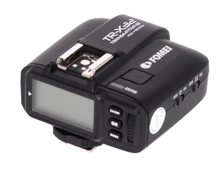 Fomei TR-X32C odpalovač blesků TTL pro Canon