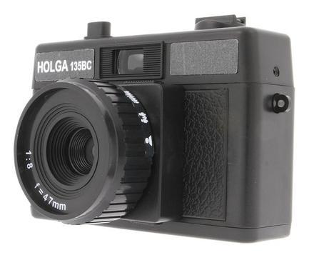 Lomography Holga 35mm Black Corner