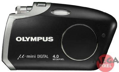 Olympus Mju MINI Digital černý