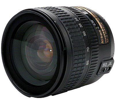 Nikon 24-85 mm F3,5-4,5 G AF-S s HB-28
