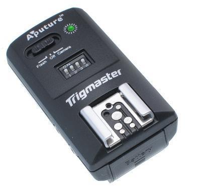 Aputure TrigMaster (2,4GHz) MXrcr-L - přijímač