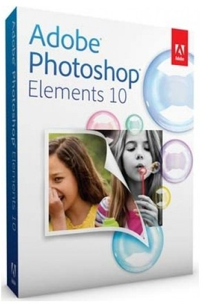 Adobe Photoshop Elements 10 WIN CZ