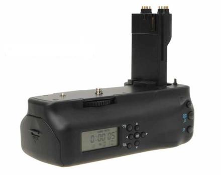 Aputure bateriový grip s displejem BP-E6II (Canon BG-E6)