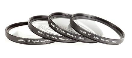 Digital King sada makropředsádek (+1+2+4+10) 67 mm