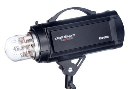 Fomei Digitalis 400 RF 400Ws/100W
