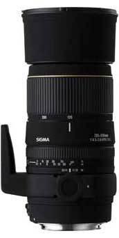 Sigma 135-400 mm F 4,5-5,6 APO DG ASPHERICAL RF pro Nikon