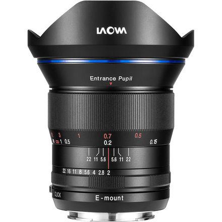 Laowa 15mm f/2 FE Zero-D Lens pro Sony FE