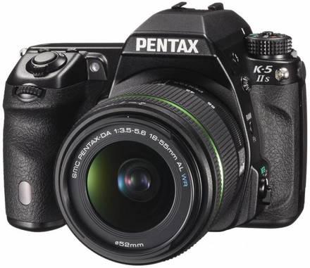 Pentax K-5 II + 18-55 mm WR + 50-200 mm WR