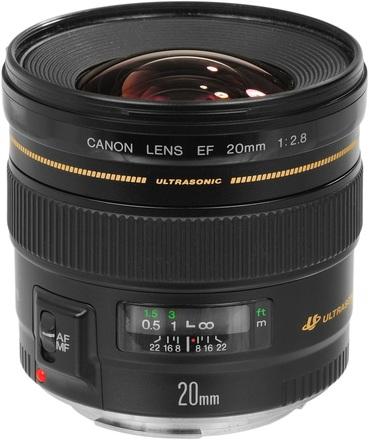 Canon EF 20mm f/2,8 USM