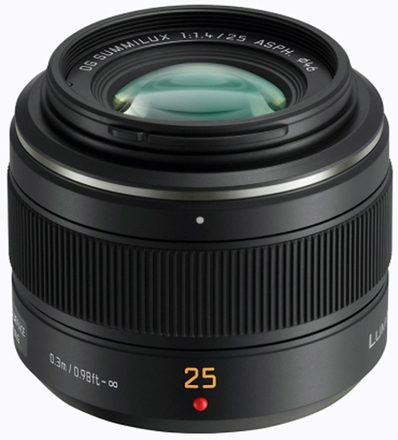 Panasonic Leica Summilux DG 25mm f/1,4
