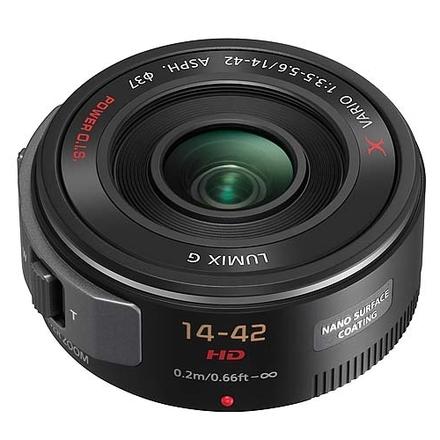Panasonic Lumix G X Vario PX 14-42mm f/3,5-5,6 Power O.I.S. černý