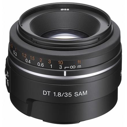 Sony DT 35 mm f/1,8 SAM
