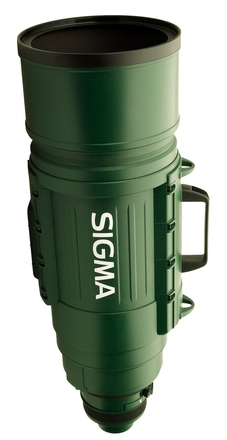 Sigma 200-500mm F 2,8 EX DG pro Canon