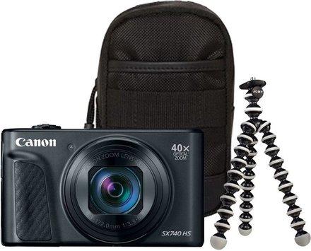 Canon PowerShot SX740 HS TRAVEL KIT