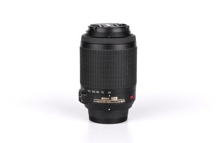 Nikon 55-200mm f/4,0-5,6 AF-S G DX ED černý bazar