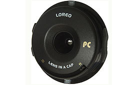 Loreo PC Lens in a Cap Tilt-and-Shift M 42