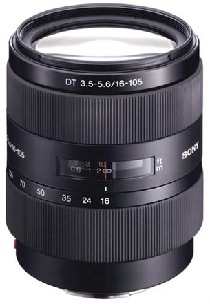 Sony DT 16-105mm f/3,5-5,6