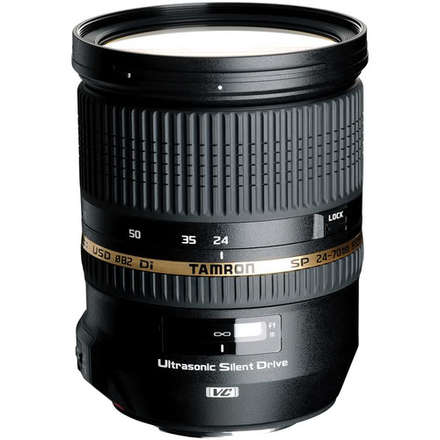 Tamron AF SP 24-70mm f/2,8 Di VC USD pro Canon