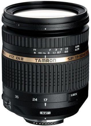 Tamron SP 17-50mm f/2,8 XR Di II VC pro Canon