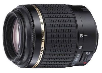 Tamron AF 55-200 mm F/4-5,6 Di II Macro pro Nikon