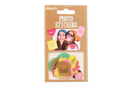 Fujifilm fotosamolepky Instax Girl Green