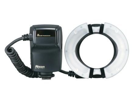 Nissin makroblesk MF18C pro Canon