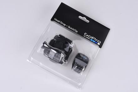 GoPro čelenka na hlavu QuickClip bazar