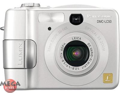 Panasonic DMC-LC50