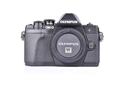 Olympus OM-D E-M10 Mark III tělo černý bazar