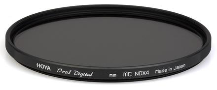 Hoya šedý filtr NDX 4 Pro1 digital 82mm