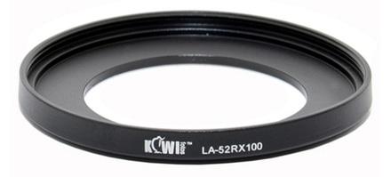 JJC adaptér na filtr LA-52RX100 pro RX100 I,II,III, IV a V